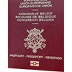 biometrisch paspoort